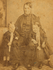 Isaiah Stokes & his two sons, Joseph and Henry